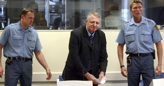 UN court hears appeal in Serbian lawmaker's acquittal
