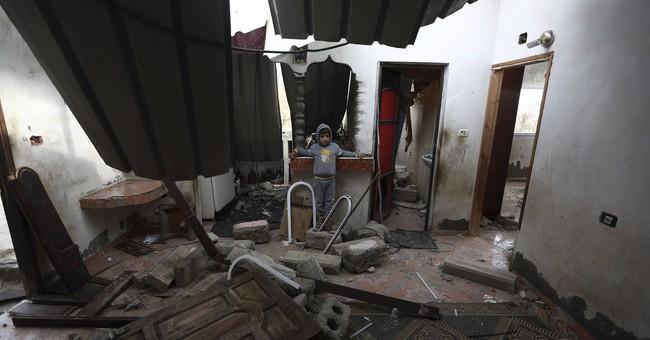 Israel intercepts 2 rockets from Gaza in latest exchange