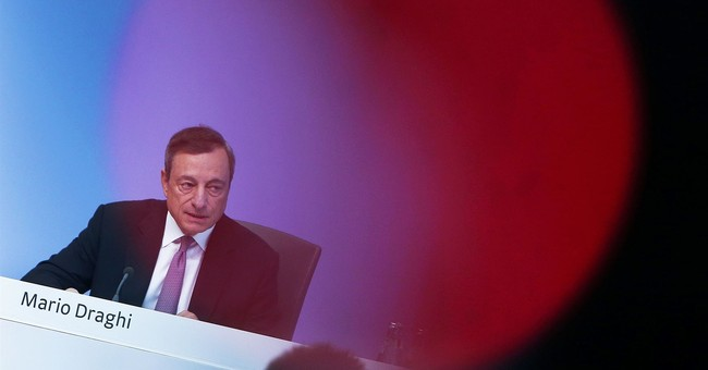 European Central Bank in no hurry to yank stimulus