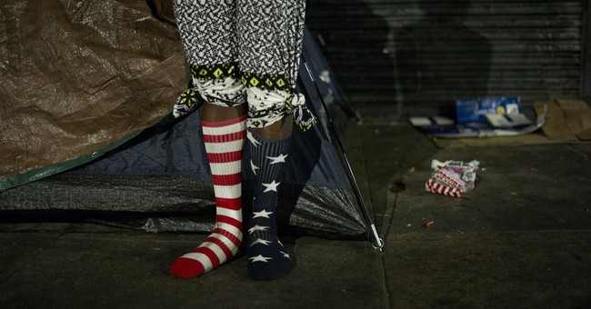 AP PHOTOS: Poverty and addiction grip Los Angeles' Skid Row
