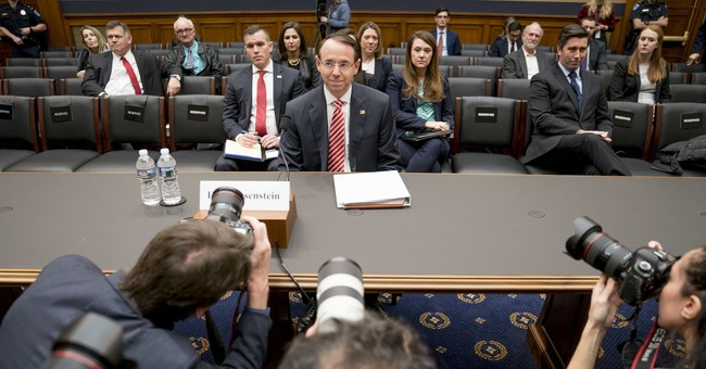 The Latest: Trump Jr. finishes 9-hour interview in Senate