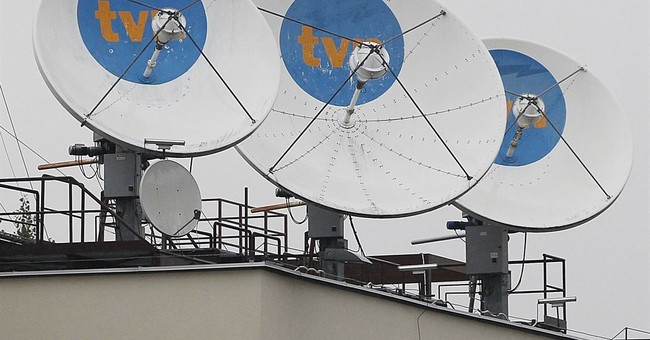 Polish top journalists oppose fine on US-owned broadcaster