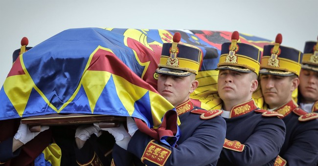Ex-king Michael's coffin flown to Romania ahead of funeral