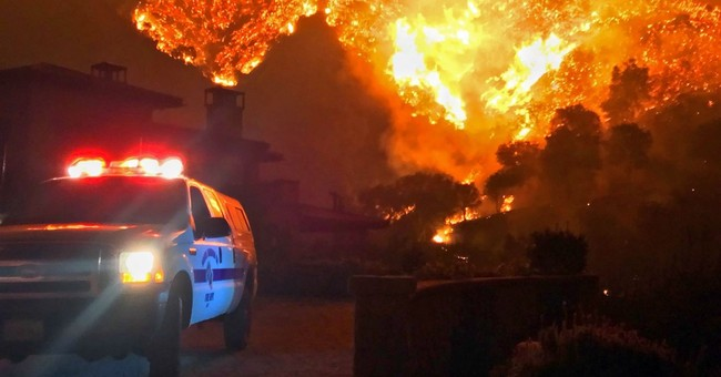 Firefighters wary despite gains against California fire