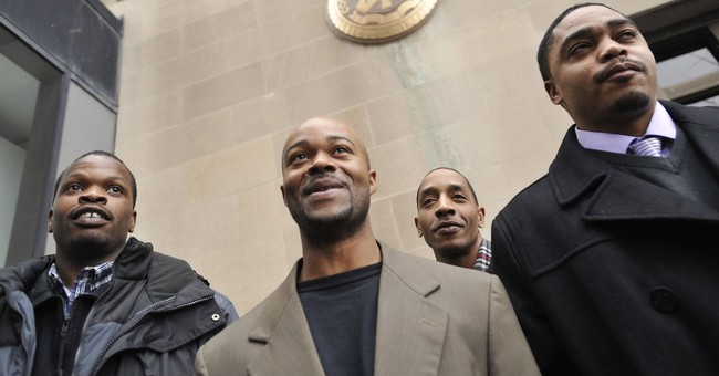 Chicago approves paying $31M to 4 wrongfully convicted men