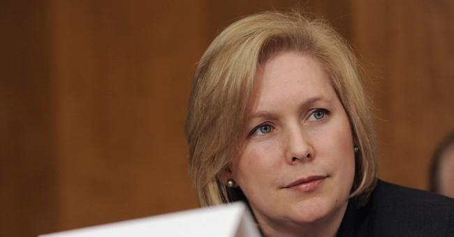 Gillibrand got a fight she wants after Trump's fiery tweet