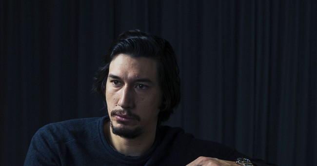 Driver says Kylo Ren isn't evil, he just thinks he's right