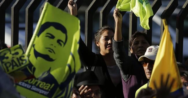 Ecuador VP sentenced to 6 years in Odebrecht corruption case