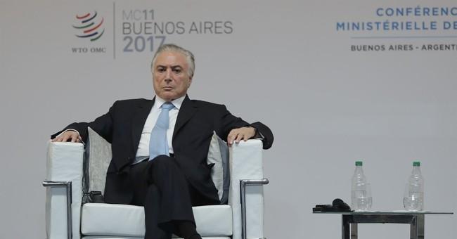 Brazil president postpones SE Asia trip after minor surgery