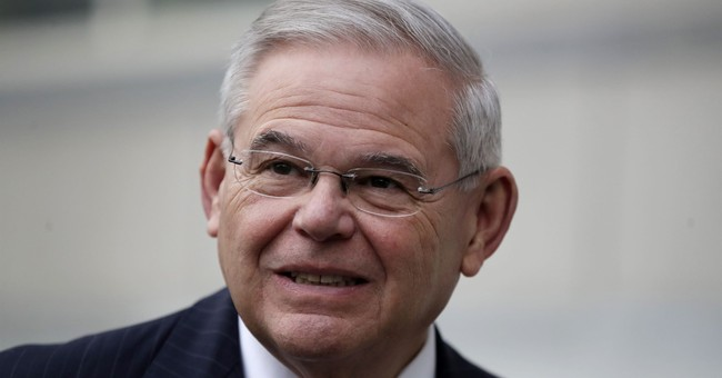 Sen. Menendez presses for dismissal of corruption charges