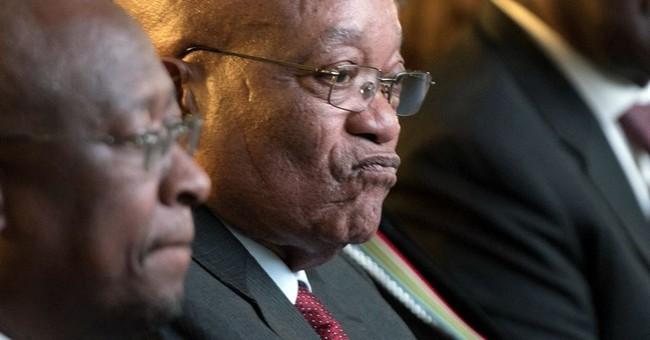South Africa's famed ANC risks split in choosing new leader