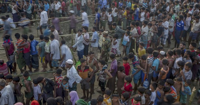 Aid group: At least 6,700 Rohingya killed in Myanmar