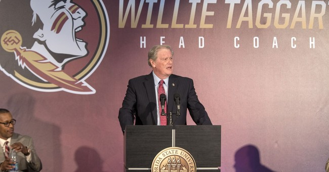 FSU head: No timetable to resume Greek life after frat death
