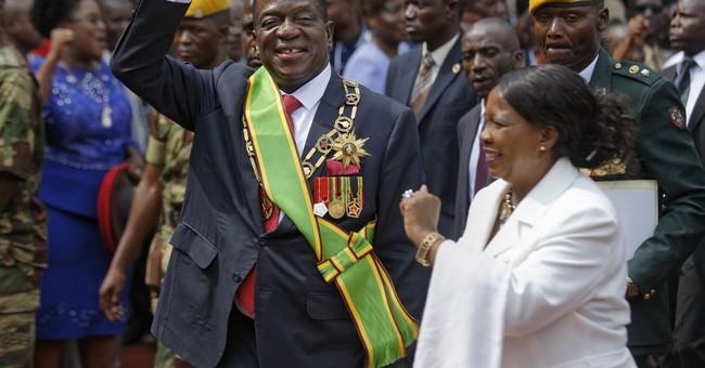 Zimbabwe ruling party seals Mugabe's fall from grace