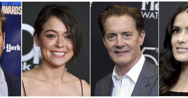 Armie Hammer, Kyle MacLachlan and other celebs talk holidays