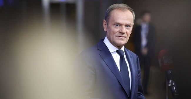 EU's Tusk warns of bruising Brexit battle ahead, urges unity