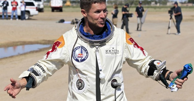 Scientists solve speed surprise in stratospheric stunt