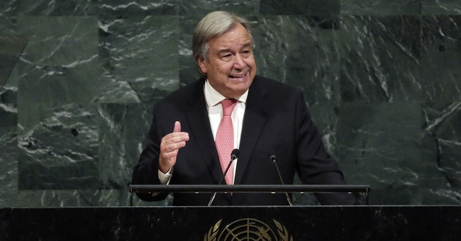 UN chief: Iran may be defying UN on missiles, OK on nukes