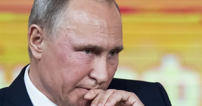 Putin thanks Trump for CIA tip he says stopped bomb plot