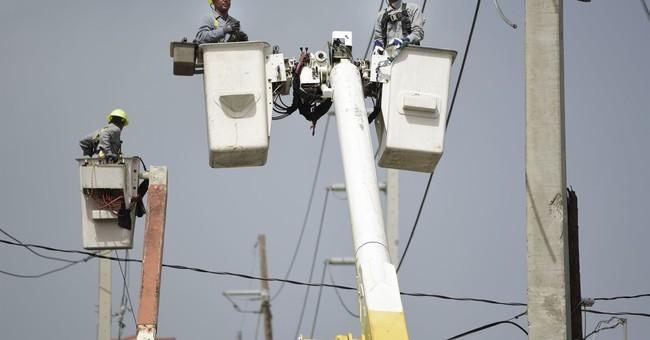 Anger grows as Puerto Rico misses power restoration deadline