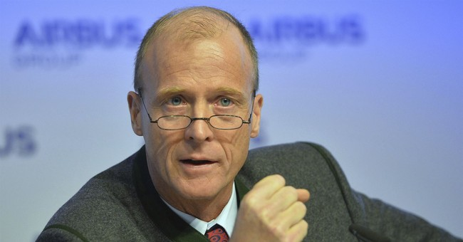 Airbus CEO Enders to step down in 2019 as management shifts