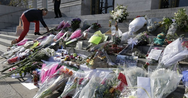 The Latest: Line in  San Francisco to view mayor's casket