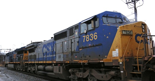 CSX drops in premarket as CEO takes medical leave