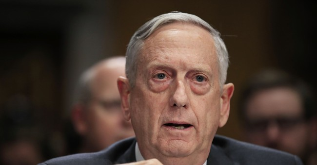 Mattis warns of unsafe Russian military flights over Syria