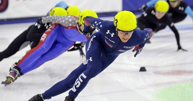 Mix of old and new faces chasing Olympic short track berths