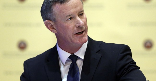 Military hero McRaven leaving post as Texas chancellor