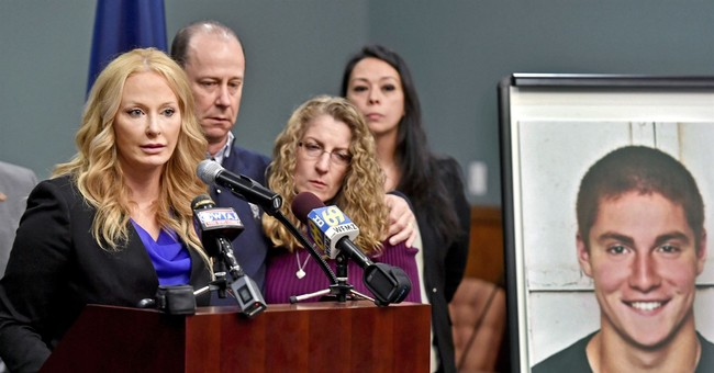 The Latest: Penn State says it promotes safety in Greek life
