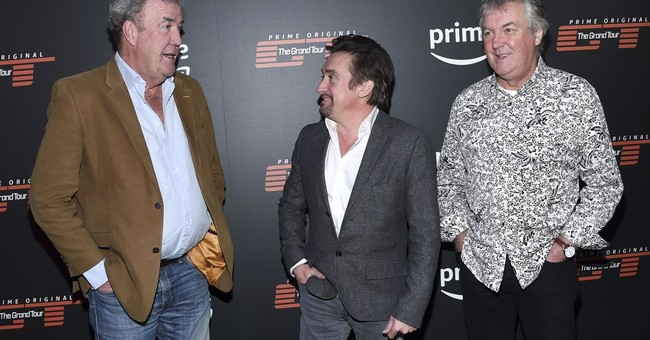 3 car gurus from 'The Grand Tour' ponder the car's future