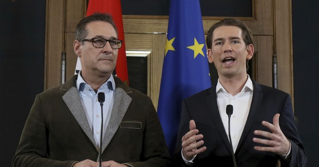 Coalition govt reached in Austria signals shift to right