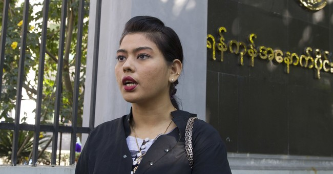 Myanmar court sentences 4 family members in maid abuse