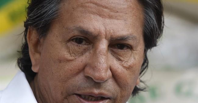 Peru Attorney General to seek arrest of ex-President Toledo