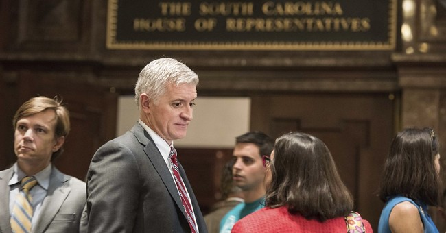 S Carolina's 1st openly gay lawmaker from deep-red district