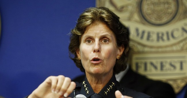 Growing number of women leading US police departments