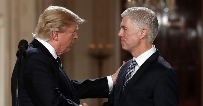 Trump's Supreme Court pick adheres closely to Constitution