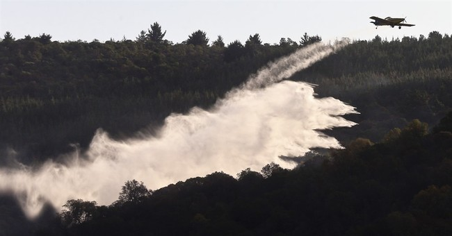 Chile President says wildfires now mostly under control