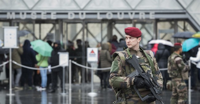 Louvre attack suspect silent during initial questioning