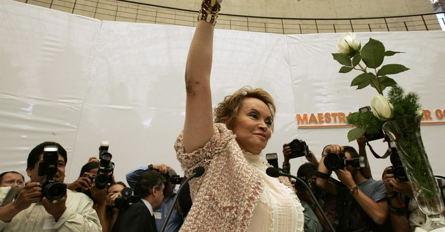 Ex-union boss in Mexico moved from custody to house arrest
