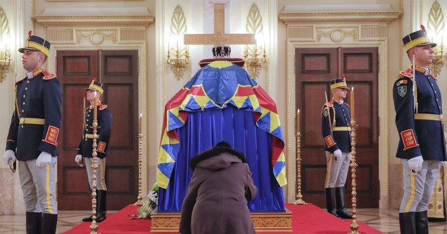 5 things to know about King Michael's funeral in Romania