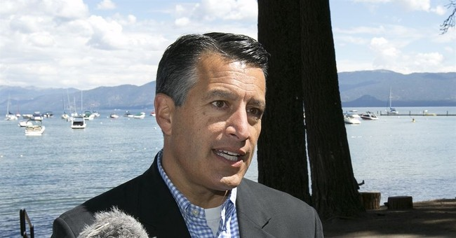Nevada governor and wife separating, plan to divorce