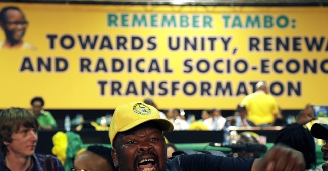 South Africa ruling party's fight for its future kicks off