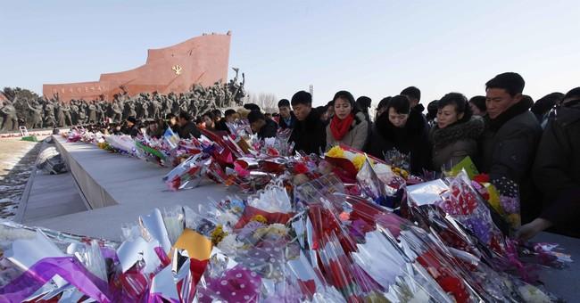 North Korea marks 6th anniversary of Kim Jong Il's death