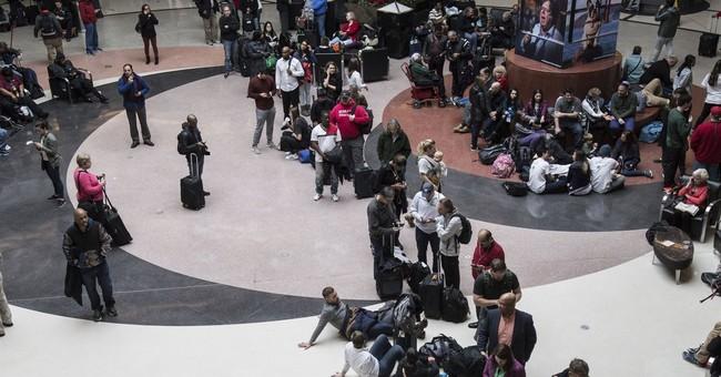 Power fully restored at Atlanta's international airport