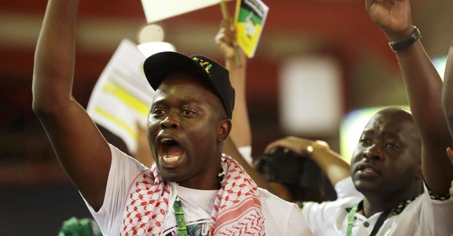South Africa's ruling party counts votes for new leader