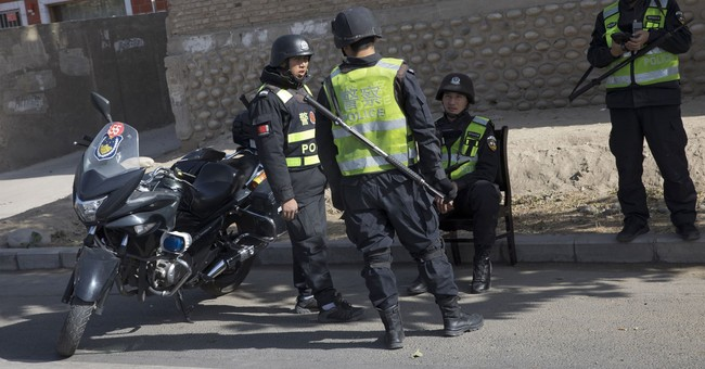 AP Exclusive: In western China, thought police instill fear