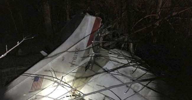 3 Indiana plane crash victims were from Washington, DC, area
