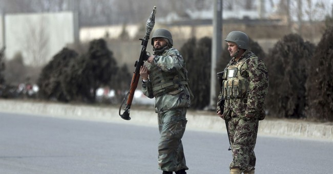 Islamic State attacks Afghan intelligence compound in Kabul
